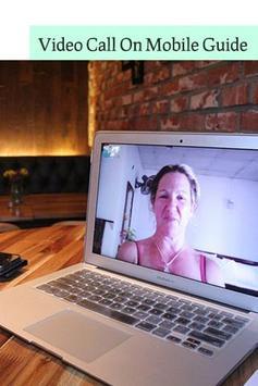 Video Call On Mobile Guide apk screenshot