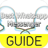 Best Whatsapp Messenger Guide icon