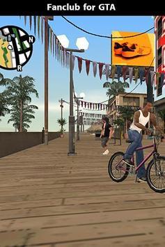Fan Club For GTA apk screenshot