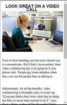 Face to Face Video Calling Tip apk screenshot