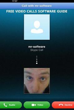 Free VDO Calls Software Guide apk screenshot