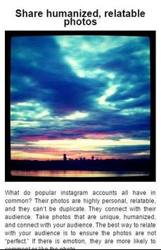 Get followers on Insta Guide poster