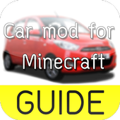 Guide: Car Mod For Minecraft icon