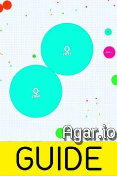 Guide For Agar.io poster