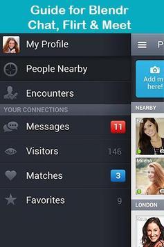 Guide Blendr-Chat, Flirt&Meet apk screenshot