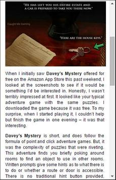 Guide For Davey's Mystery 2 poster