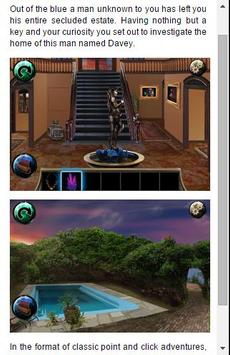 Guide For Davey's Mystery 2 apk screenshot
