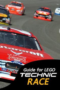 Guide For LEGO Technic Race poster