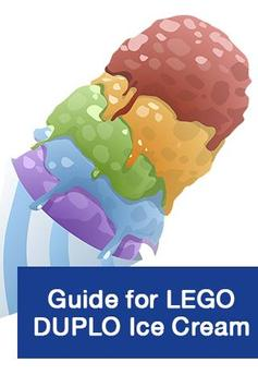 Guide For LEGO DUPLO Ice Cream poster