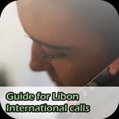 Guide Libon International call icon