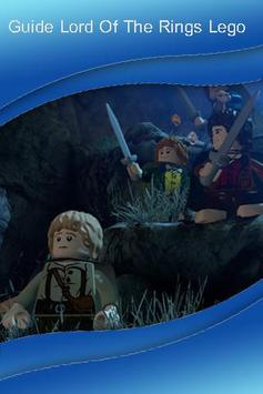 Guide Lord Of The Rings Lego poster