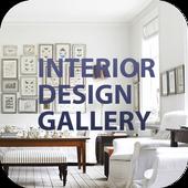 interior design gallery icon