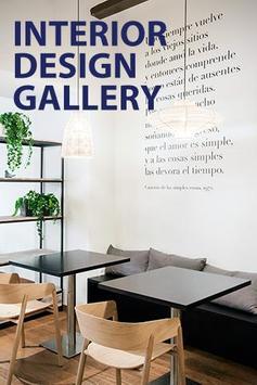 interior design gallery poster