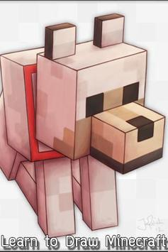 Learn to Draw Minecraft apk screenshot