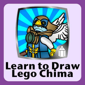 Learn To Draw Lago Chima icon