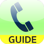 Phone App Free Calls Guide icon