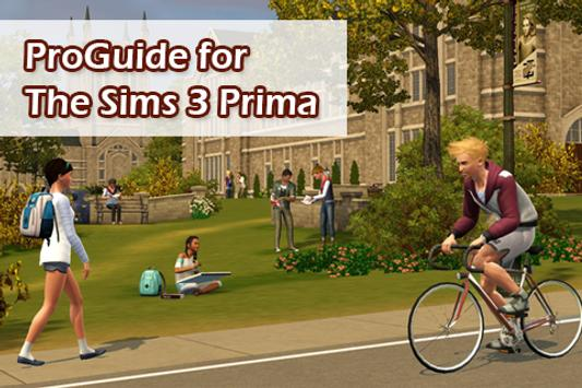 ProGuide For The Sims 3 Prima apk screenshot