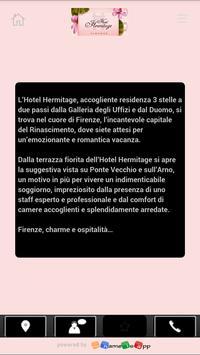 Hotel Hermitage Firenze apk screenshot