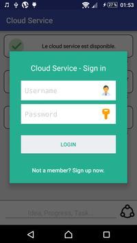Cloud Service poster