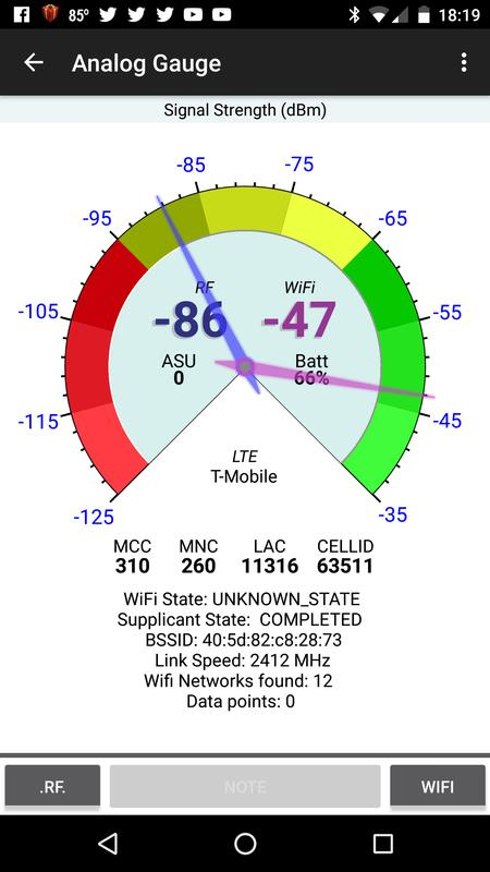 RF Signal Tracker APK Download - Free Tools APP for ...