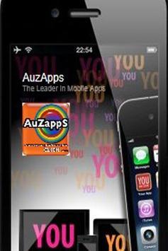 Auzapps poster