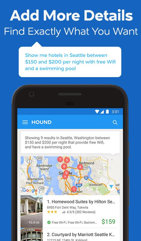 Hound voice search assistant apk download free for Voice assistant italiano