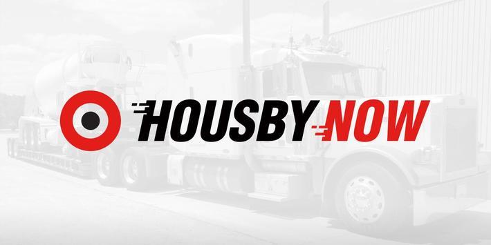 Housby Now - Asplundh poster