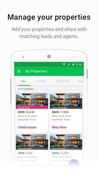 Housing for Agents apk screenshot