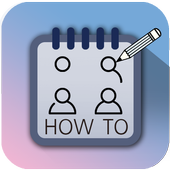 How To Draw Step By Step icon