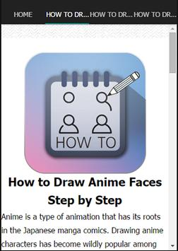 How To Draw Step By Step apk screenshot
