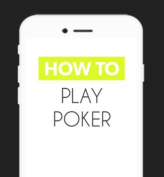 How To Play Poker poster
