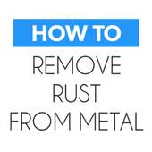 How To Remove Rust From Metal icon