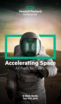 HPE Event App poster