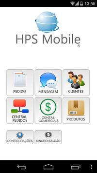 HPS Mobile poster