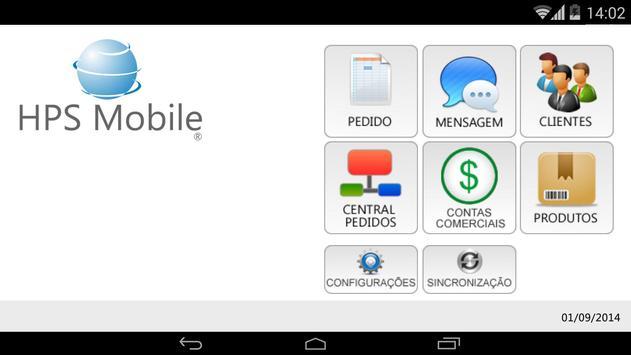 HPS Mobile apk screenshot