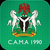 Nigerian C.A.M.A 1990 icon