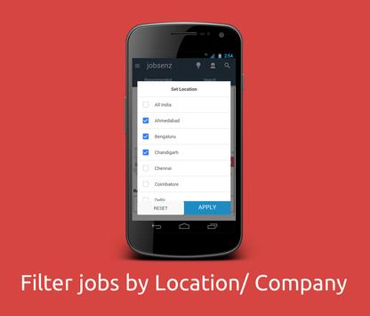 Admin, HR Jobsenz for India apk screenshot