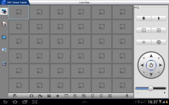 HR1 Viewer Tablet apk screenshot