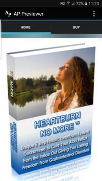 Heartburn No More poster