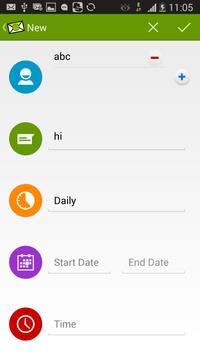 TextAndris apk screenshot