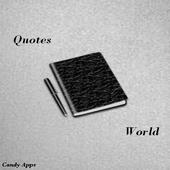 Quotes World icon