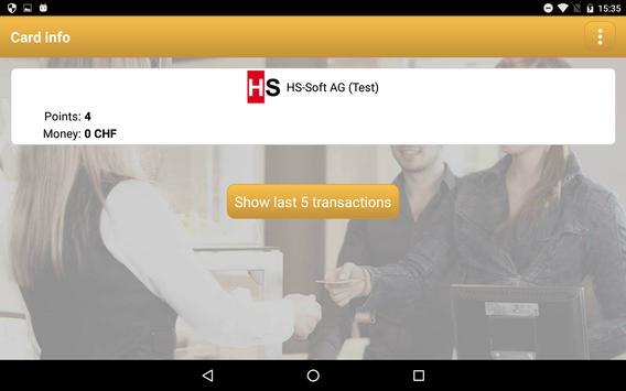 CashAssist Card apk screenshot