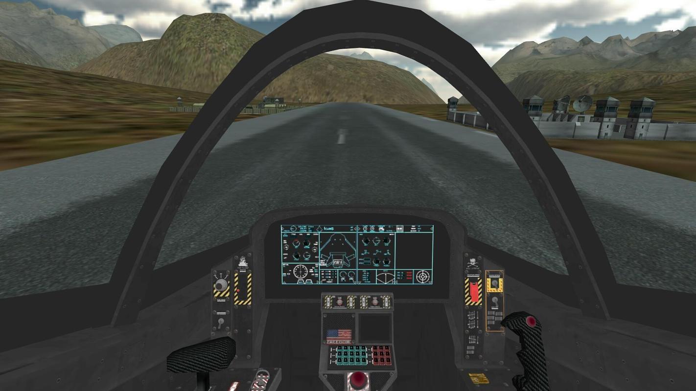 Jet fighter simulator pc free download