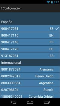 Hablaya App apk screenshot