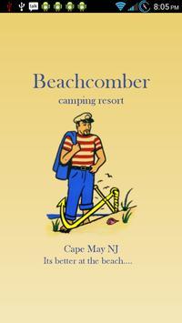 Beachcomber camping resort apk screenshot