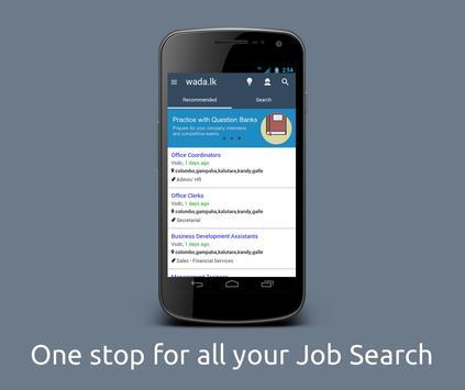 Sri Lanka IT Jobs poster