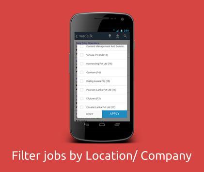 Sri Lanka IT Jobs apk screenshot