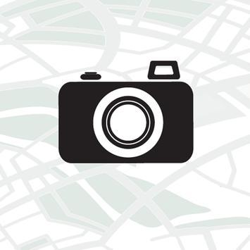 Foto og koordinater til mail poster