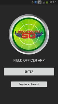 Field Officer App poster