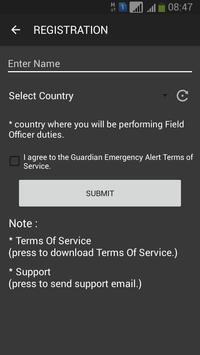 Field Officer App apk screenshot